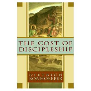 [eBook] The Cost of Discipleship - Dietrich Bonhoeffer