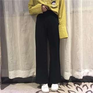 黑西裝長褲 顯瘦褲