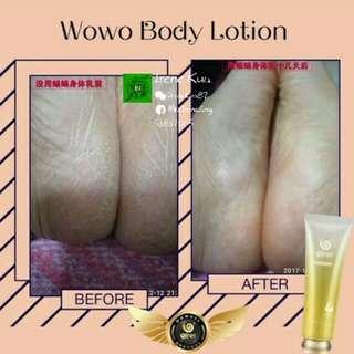 WoWo Body Lotion 150ml
