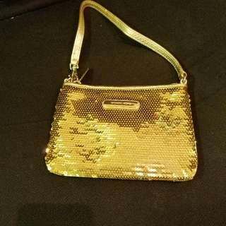 Michael Kors - Ladies Sequins Purse (Gold Color)