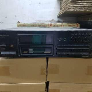 Pioneer multi disk player