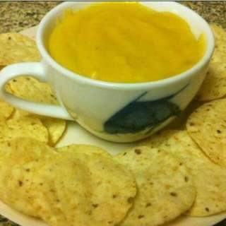 Tortilla Chips & Nachos Cheese 😋