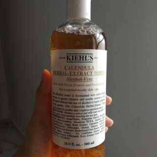 KIEHL'S Calendula Herbal-Extract Toner Alcohol Free