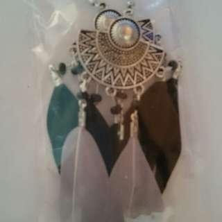 Elegant Tassel Earrings B
