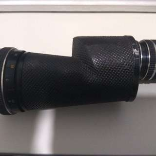 Monocular lense