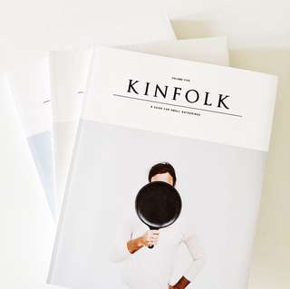 KINFOLK Magazines