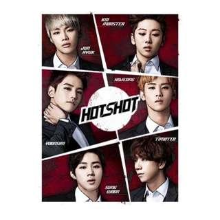HOTSHOT ALBUM