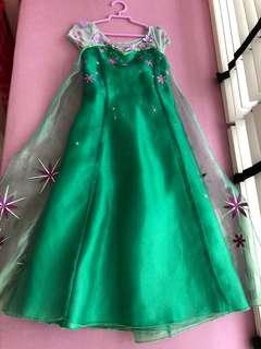Frozen Dress- Elsa