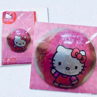 BN Limited-Edition Hello Kitty Play Ball