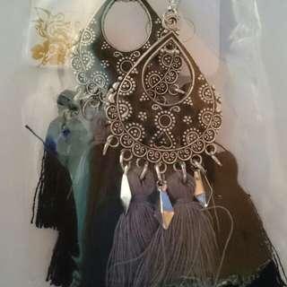 Elegant Tassel Earrings E
