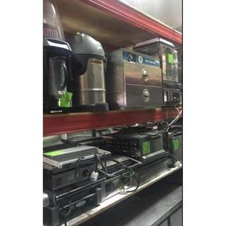 KITCHEN EQUIPMENT( CLEARANCE SALES, HOT OR COLD EQUIPMENT)