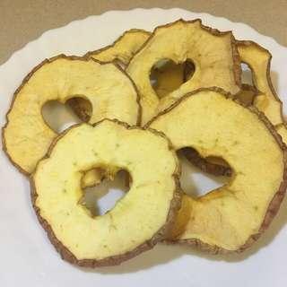 自家製蘋果乾
