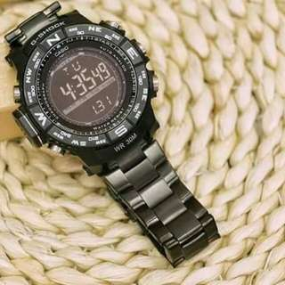 G Shock Stainless