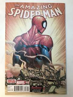 Amazing Spider-Man (vol.3) # 18