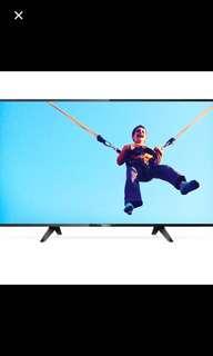 Phillips LED Smart TV 32 inch.