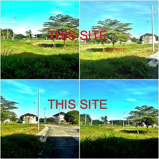 Rush Sale 2 Adjacent Residential  Lot Marigondon Lapu-Lapu City Near 3rd Bridge