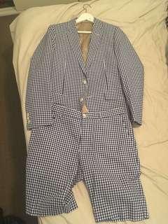 Jack London Short Suit