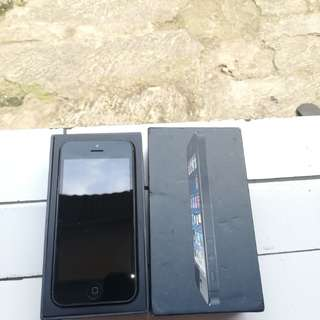 Iphone 5 Black 64GB