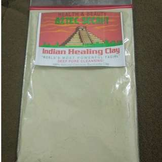 CHEAPEST AZTEC HEALING CLAY (TAKAL)