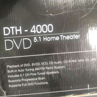 Thomson home theater system