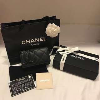Chanel Cambon 2016 Card Holder