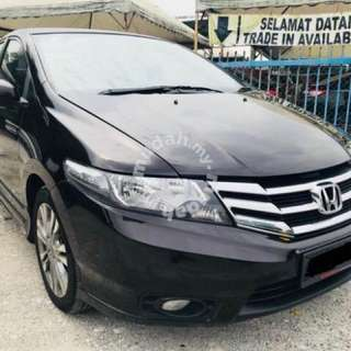 2013 Honda City 1.5 (A) E Spec Or Modulo Kit Tiptop