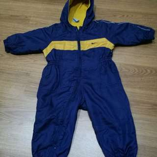 Nike winter overall
