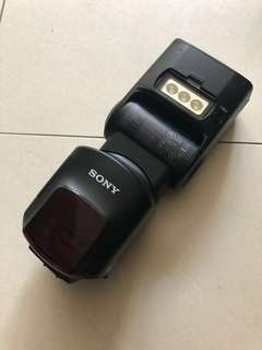 Sony Flash Speedlight HVL F60M Mirrorless
