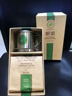 越南咖啡set(連咖啡杯)
