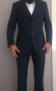 Indochino tailored suit