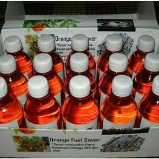 Orange Fuel Saver (OFS) jimat minyak