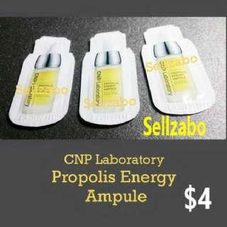Cnp Laboratories Laboratory Propolis Energy Ampules Ampoule