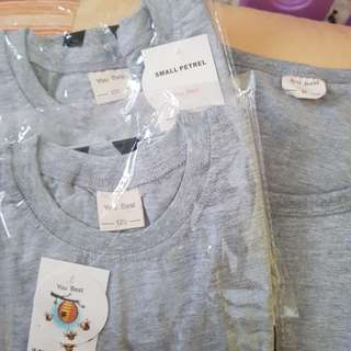 Gray Mickey ladies and baby t-shirt. For mother, son or daughter only