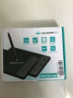 Huion H420 Tablet