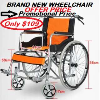 Wheelchair - Brand New In Box