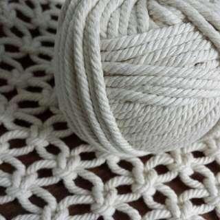 4mm 50m Macrame Cotton Rope DIY