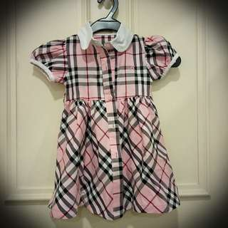 Burberry Dress for 18-24months