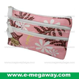 #Full #Hawaii #Leaves #Leaf #Flower #Drawing #Painting #Designer #Print #Tote #Bags #Triple #Zipper #Zip #Purse #Wallet #Recycle #Cotton #Canvas #Eco-friendly #Leisure #Young #Fashion #Unique #Multi-Use @MegawayBag #Megaway #MegawayBags #CC-1581-81461