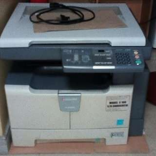 Photocopier & printer