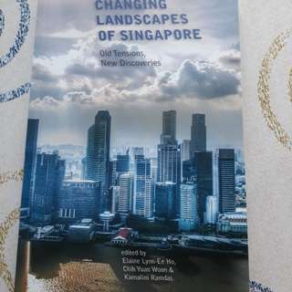 Changing Landscapes Of Singapore (NUS)