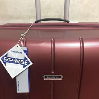 REPRICED: ORIGINAL SAMSONITE LARGE SUITCASE | LUGGAGE FOR SALE!