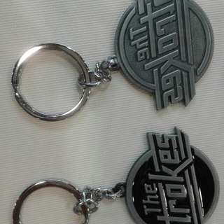 The Strokes key chains