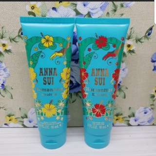 Anna sui lotion