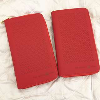 DBS Private Bank Angpow Paper Pouch Holder