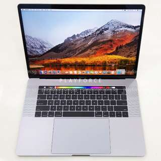 "Pro2017 15"" Touch Bar - Apple Macbook Pro 2017 15"" Touch Bar i7 16GB 512GB"