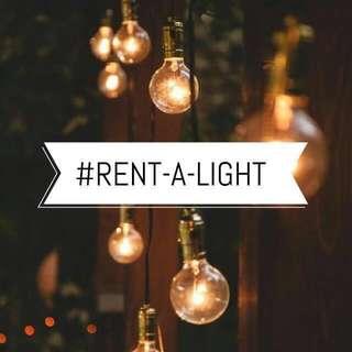 Fairy Lights Rental