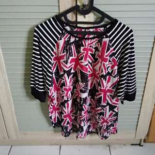 Blouse Flag