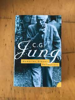 """""""Memories, Dreams, Reflections"""" by C.G. Jung"""