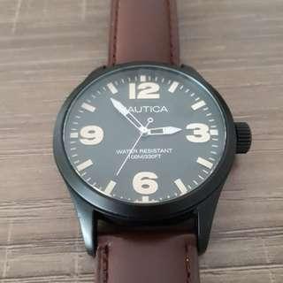 Jam tangan pria Nautica Ori waterresistant