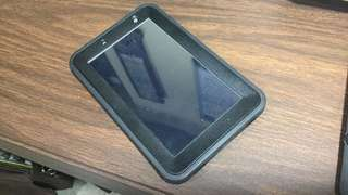 samsung Galaxy Tablet Phone with original otterbox shock proof case